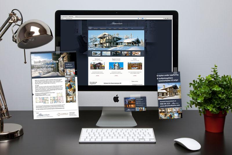 Grafisk design / profil fra Sign 1